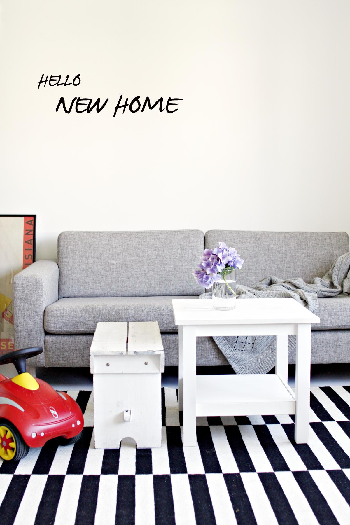 Interiør Bolia sofa hjem