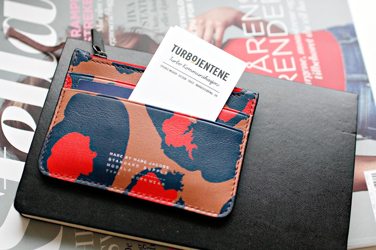 Salgskupp: lommebok fra Marc By Marc Jacobs.