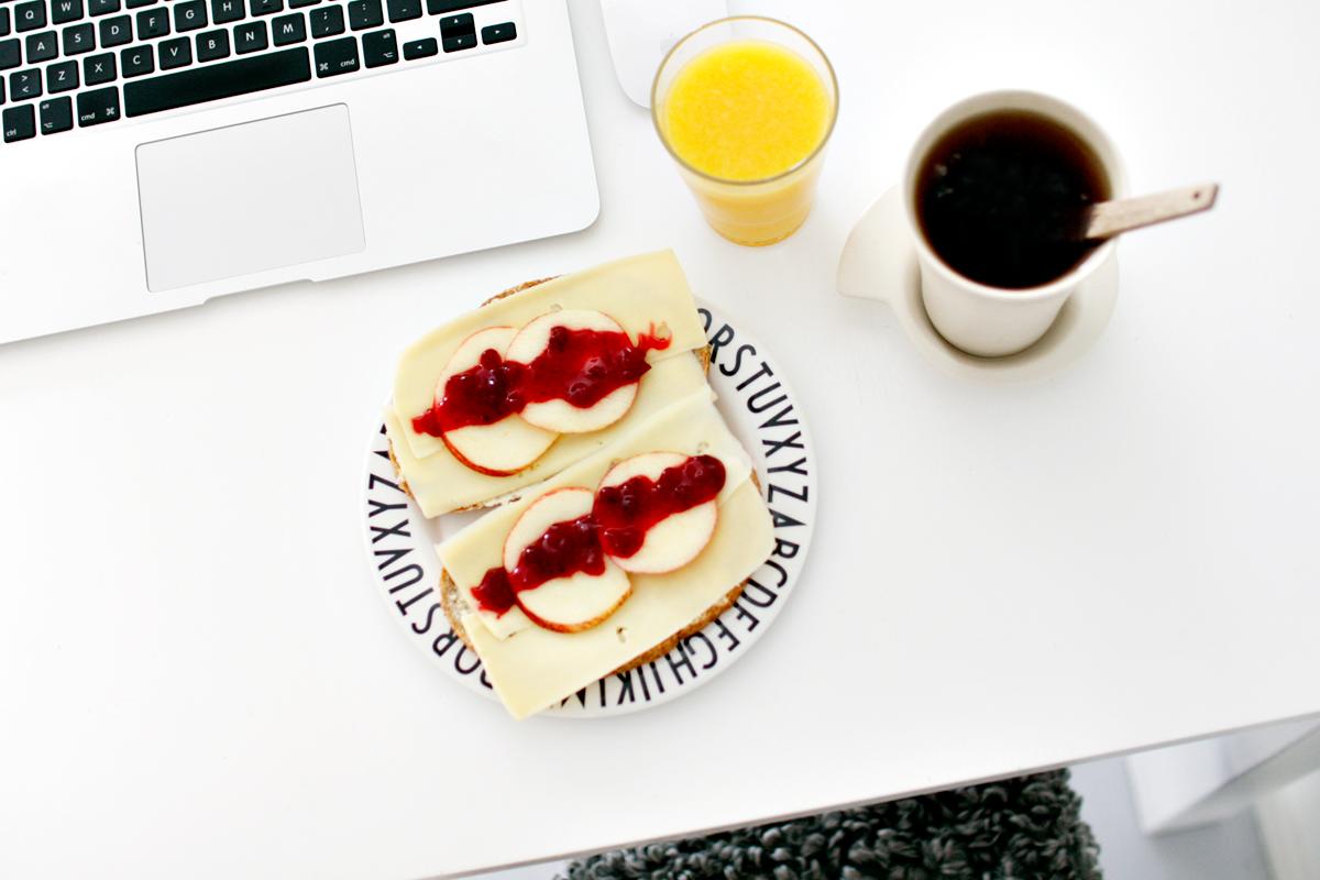 Bloggvennlig lunsj